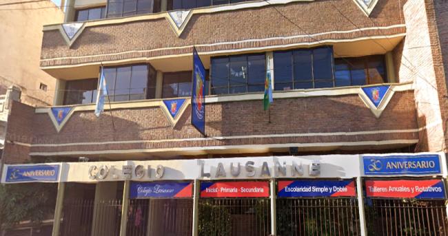 Colegio Lausanne 1