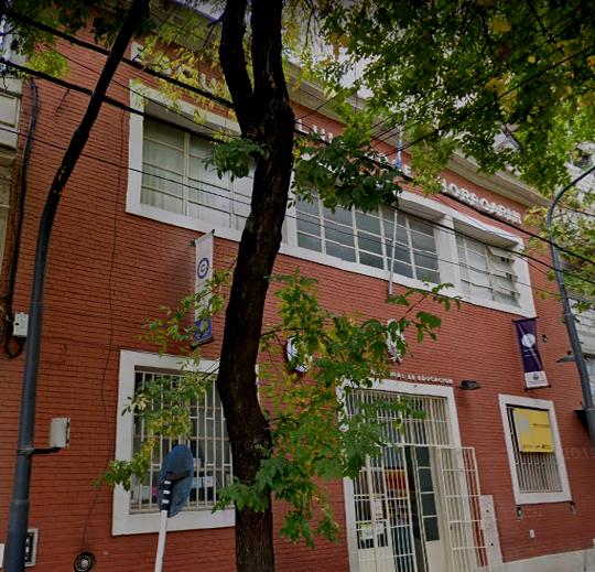 Escuela Luis José Chorroarín 1