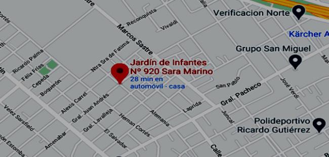 """Jardín de Infantes nro 920 """"Sara Marino"""" 5"""