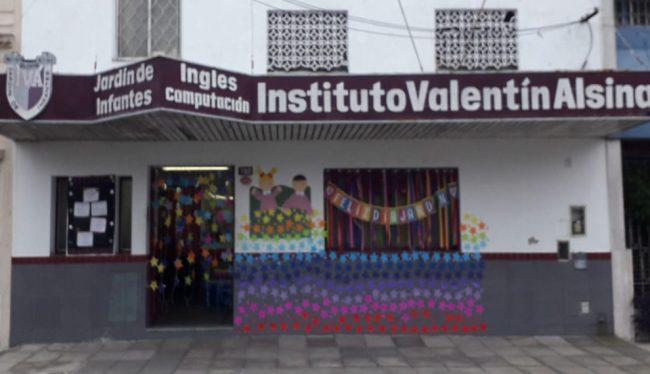 Jardin de infantes Valentin Alsina 1