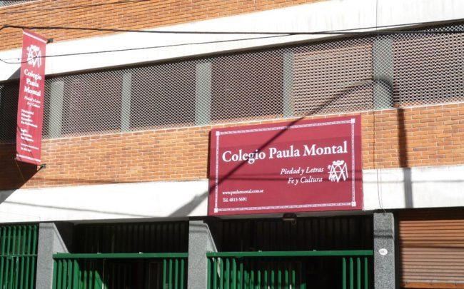 Colegio Paula Montal 5