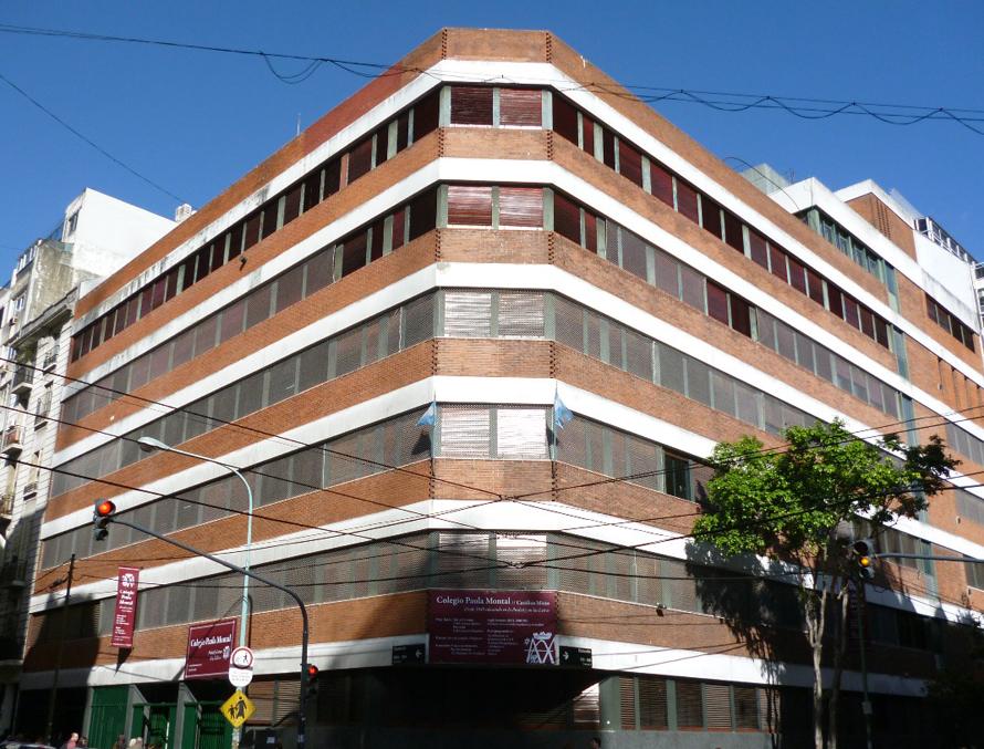 Colegio Paula Montal 2