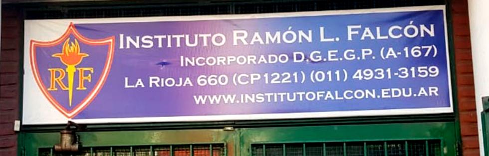 Colegio Ramón L. Falcón 2