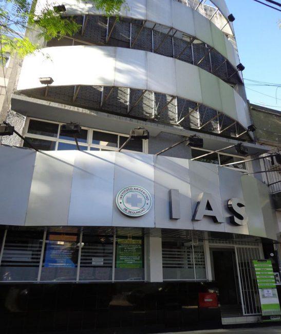 Instituto Argentino de Seguridad (IAS) 1