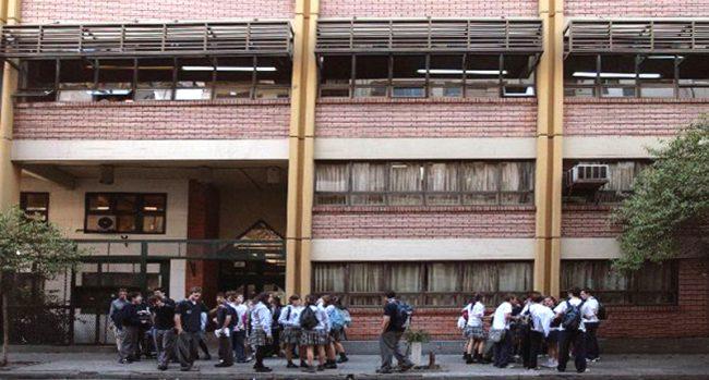 Listado de colegios privados en el barrio de Balvanera 10