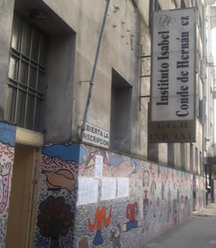 Instituto Isabel Conde de Hernández 8