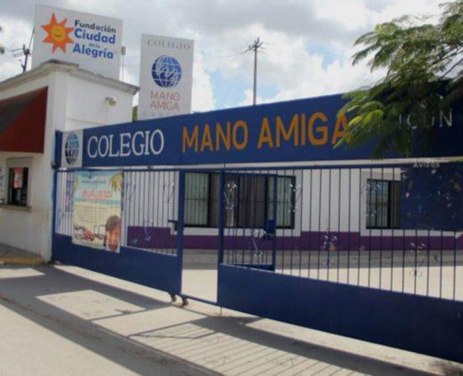Colegio Mano Amiga 1