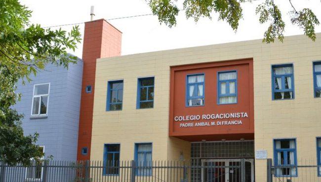 Colegio Rogacionista Padre Aníbal Mario Di Francia 45