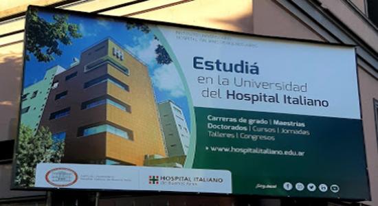 Escuela de Enfermería Hospital Italiano 2