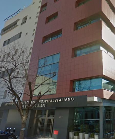 Escuela de Enfermería Hospital Italiano 1