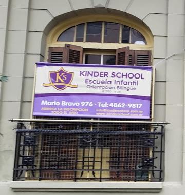 Listado de colegios privados en el barrio de Almagro 16