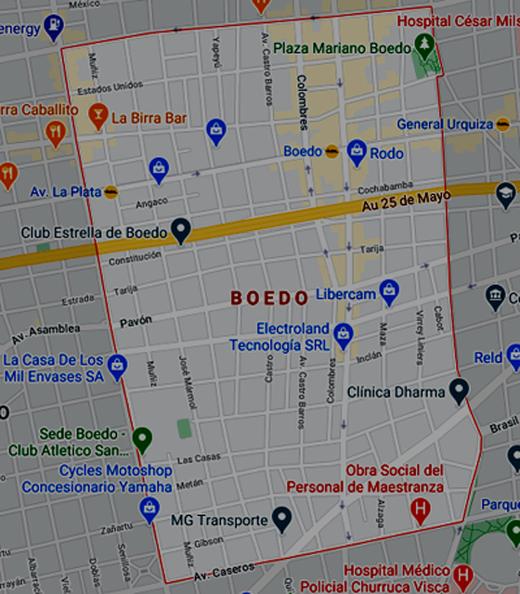 Listado de colegios privados en el barrio de Boedo 1