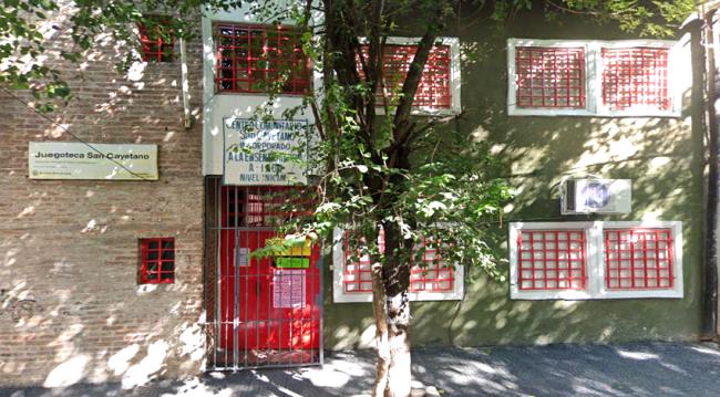 Centro Comunitario San Cayetano 7