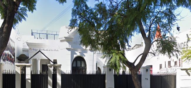 Colegio San Martín de los Andes 1
