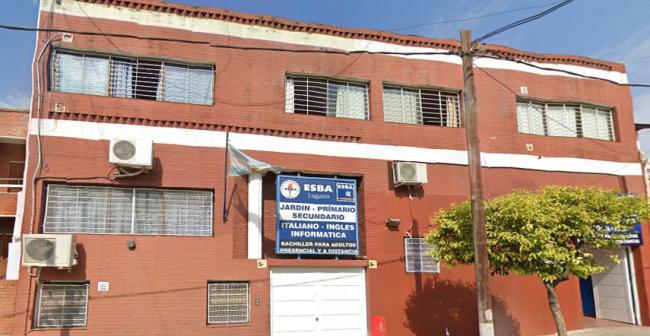 Institución Educativa ESBA Lugano 1