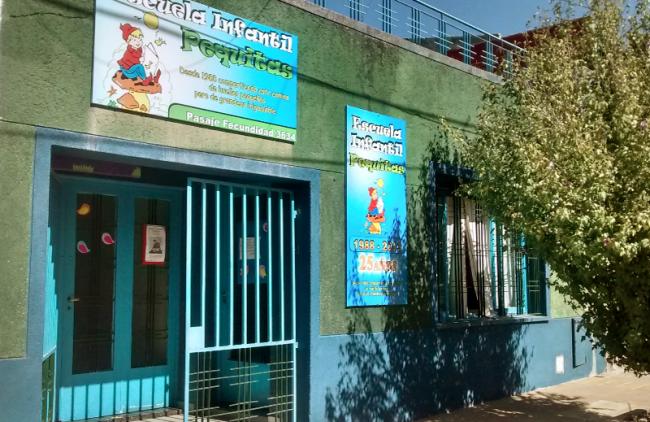 Escuela infantil Pequitas 21