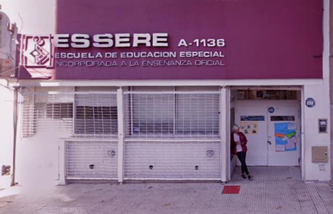 Essere (Escuela de Educación Especial) 1