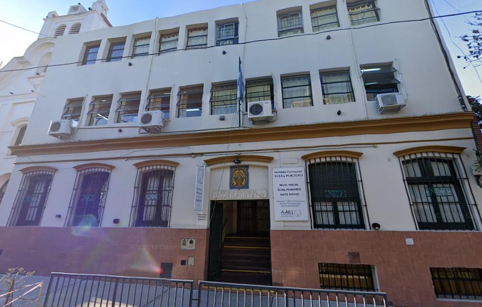 Instituto Parroquial Luján Porteño 2