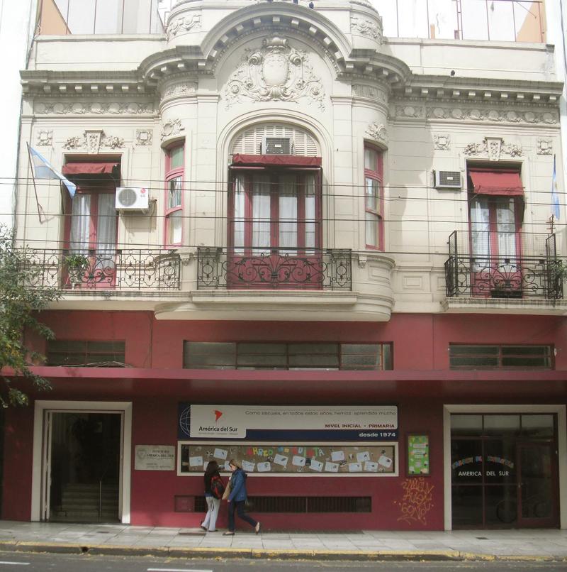 Instituto América del Sur 2