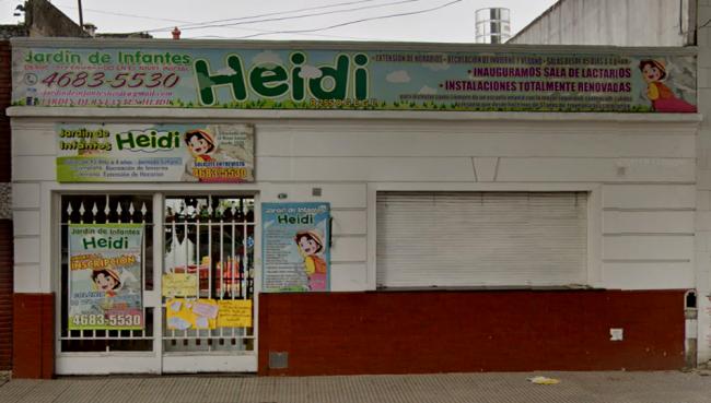 Jardin de infantes Heidi 1