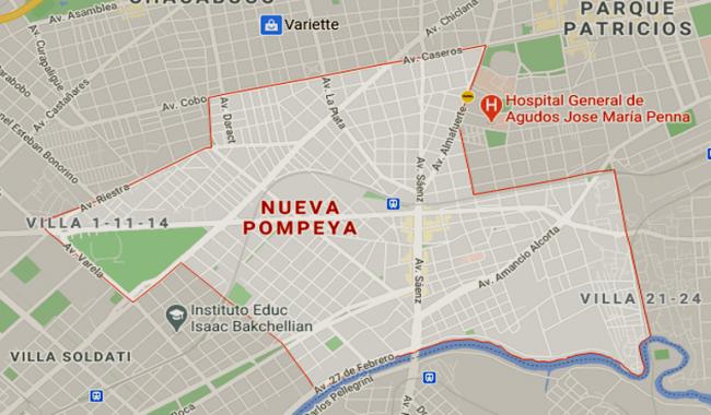 Listado de colegios privados en Nueva Pompeya 1