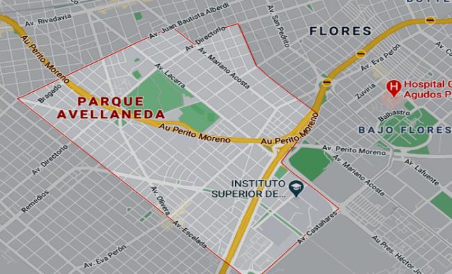 Listado de colegios privados en barrio de Parque Avellaneda 31