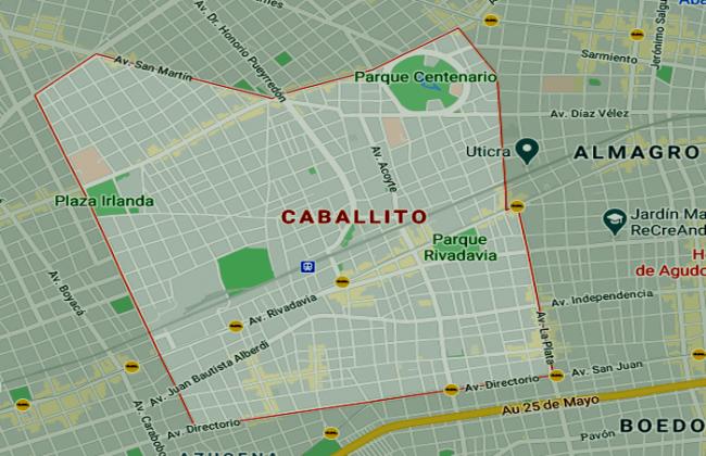 Listado de colegios privados en el barrio de Caballito 8