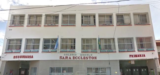 Colegio Modelo Sara Eccleston 1