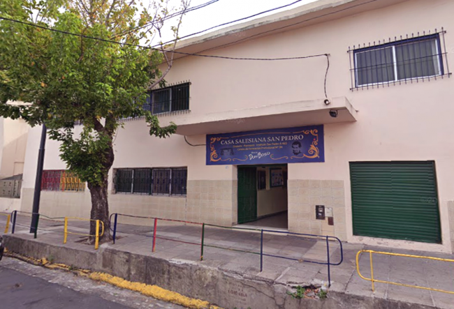 Colegio San Pedro 1
