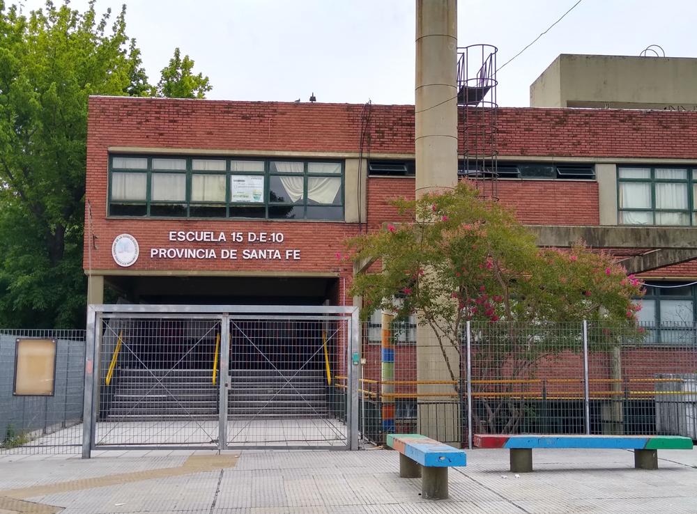 """Escuela Nro 15 de 10 """"Provincia de Santa Fe"""" 2"""