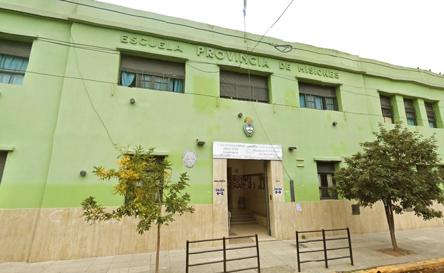 Listado de Colegios Públicos en Monte Castro 4
