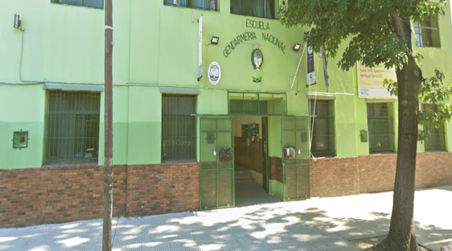 Escuela Primaria Común Nº 18 Gendarmeria Nacional 9