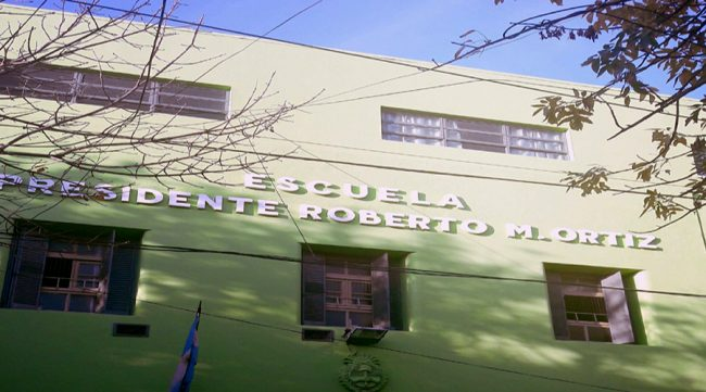 Escuela Primaria Común Nº 24 de 17 Presidente Dr. Roberto Mario Ortiz 1
