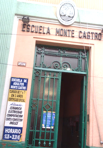 Escuela Primaria Común N° 03 de 18 Monte Castro 2