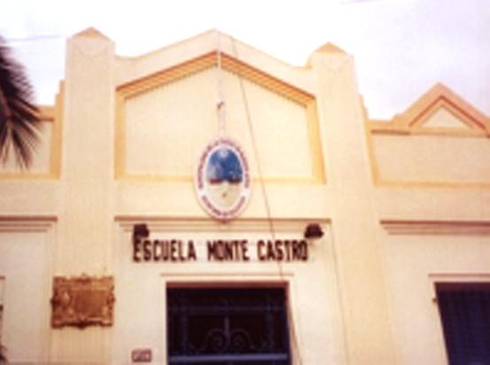 Listado de Colegios Públicos en Monte Castro 3