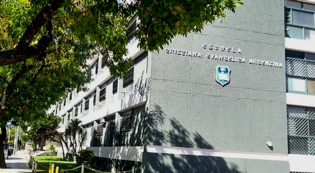 Institución educativa ECEA Cristiana Evangélica Argentina 13
