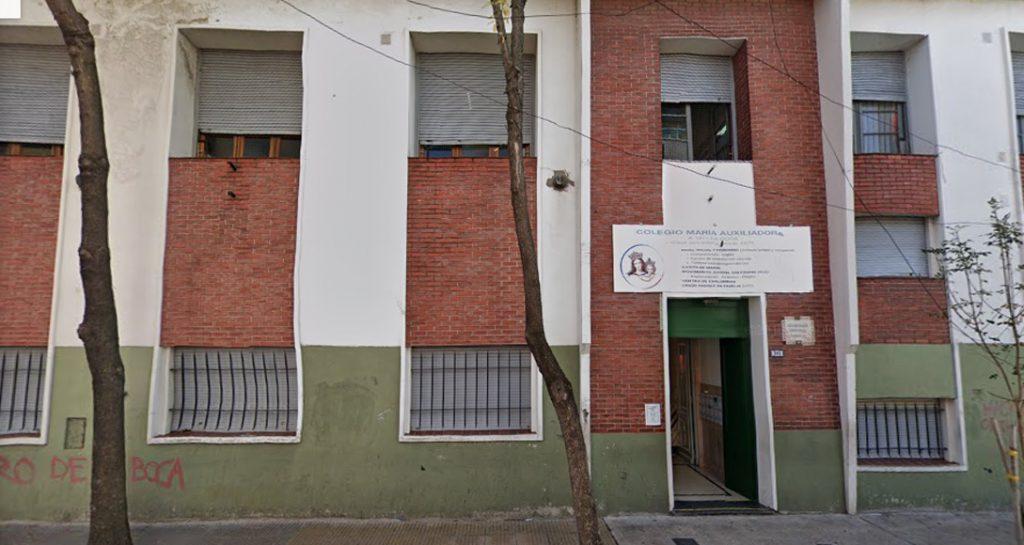 Listado de colegios privados en el barrio de La Boca 4