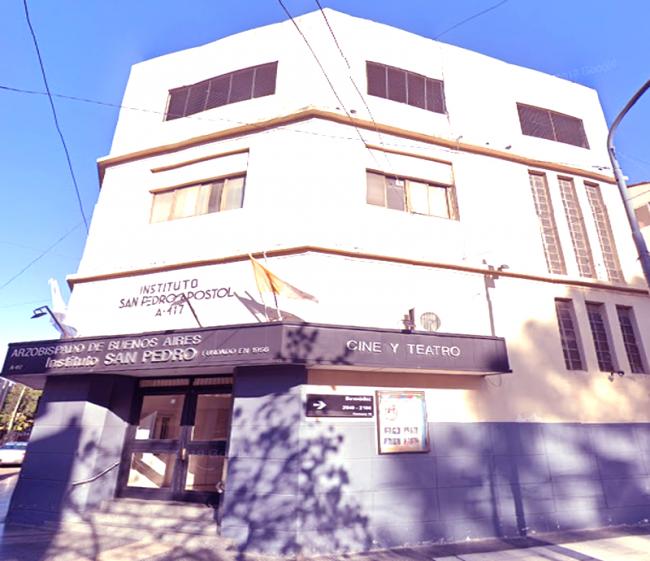 Instituto San Pedro Apóstol 1