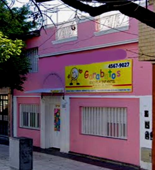 Jardin de infantes Garabatos 1