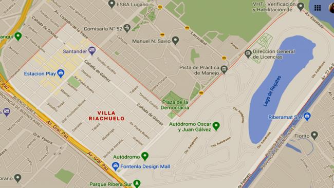 Listado de Colegios privados en el barrio de Villa Riachuelo 1