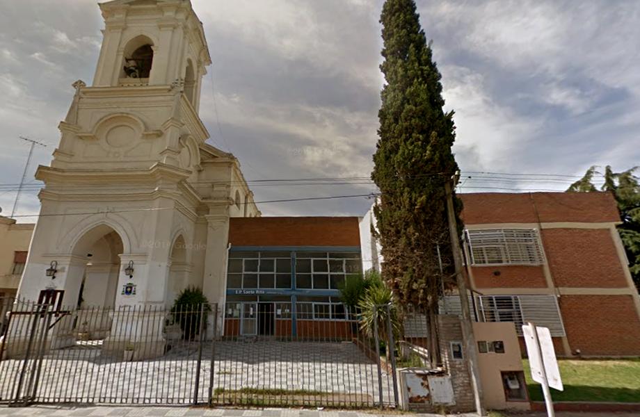 Institución educativa Santa Rita de Cascia 2