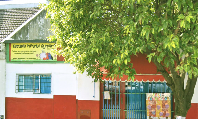 Jardin de infantes Aymará 1
