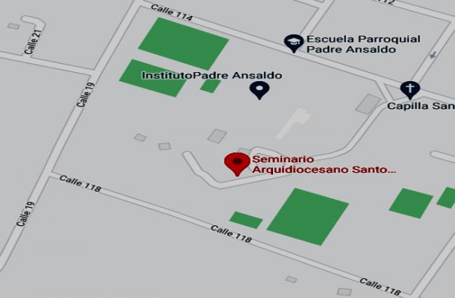 Instituto Superior Seminario Santo Cura de Ars 2