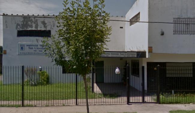 Colegio técnico San Cayetano 14