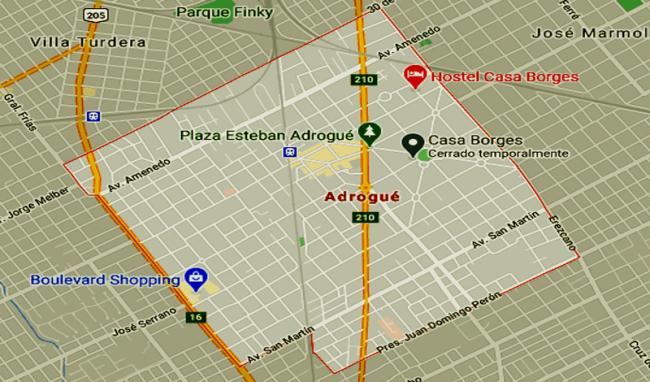 Listado de colegios privados en Adrogué 1