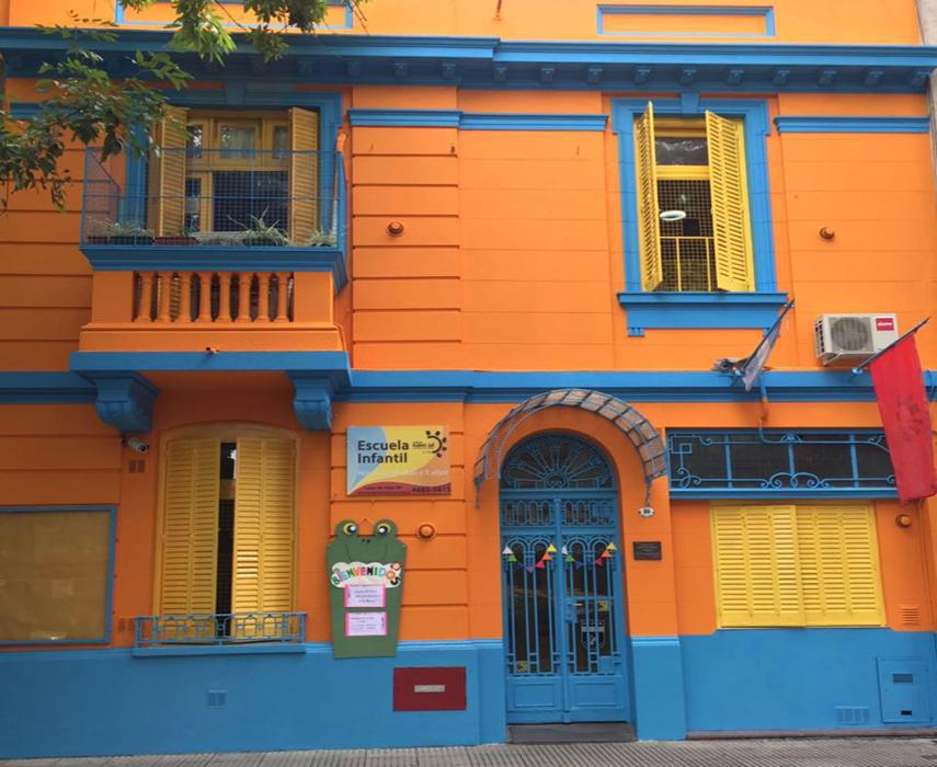 Listado de colegios privados en Villa Luro 4