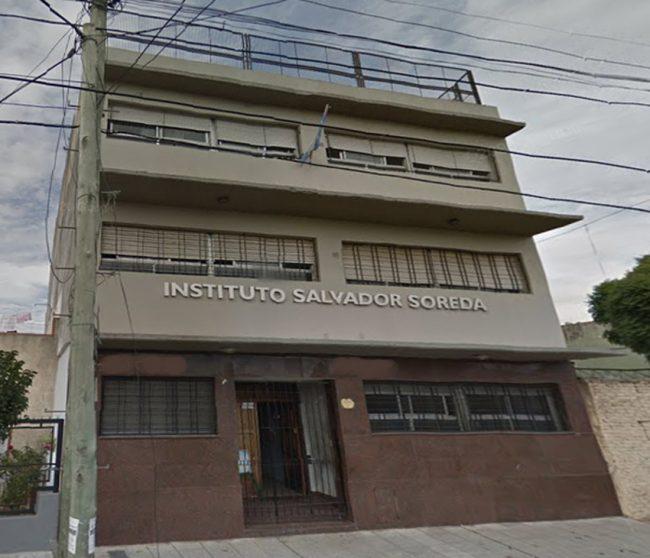 Instituto Salvador Soreda 13