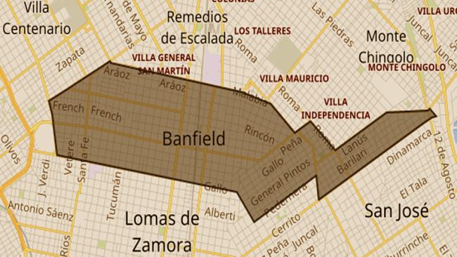 Listado de colegios privados en Banfield 1