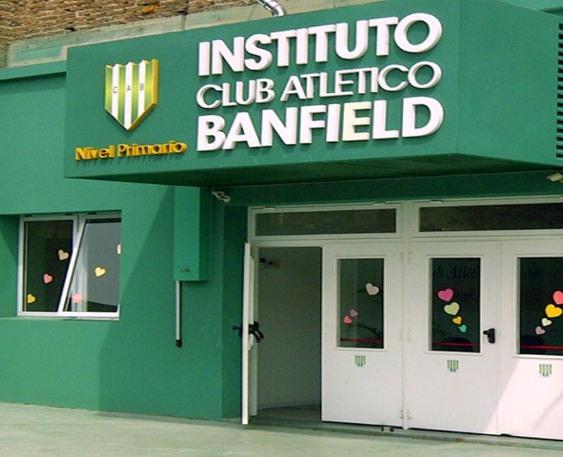 Listado de colegios privados en Banfield 23