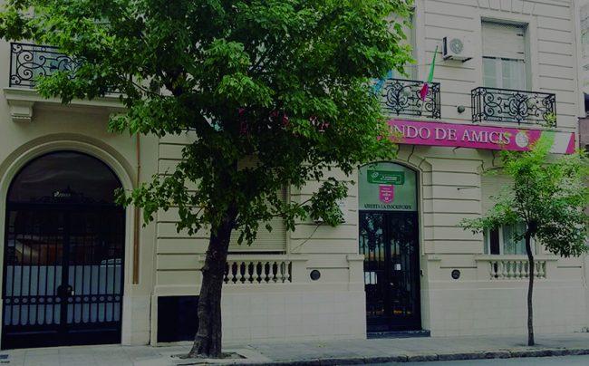 Colegio Edmondo de Amicis 1